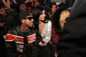 "Tyga Suggests Kylie Jenner Is Capping About Their ""2AM Date"""