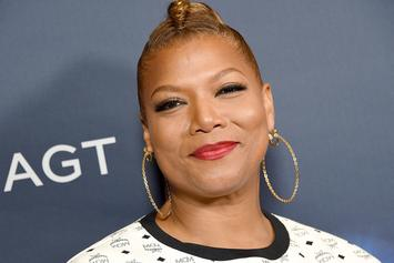 "Queen Latifah Shares Memories Of Late Brother: ""I Was Supposed To Be With Him"""