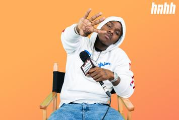 DaBaby Jokingly Steals Fan's Wallet (And Returns It): Watch