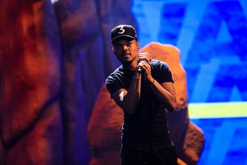 Chance The Rapper & Megan Thee Stallion Take Shots At BET Awards After Party