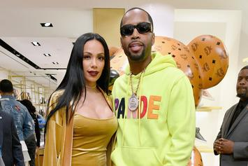 Safaree Shares Sonogram Of Baby Who Has The Same Big Head As Him