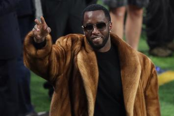 Diddy Shows Love To His Three Baby Mamas With Sweet Throwback Of Kim Porter