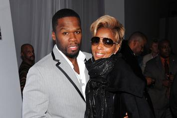"50 Cent Teases Mary J. Blige First Look In ""Power Book II"""