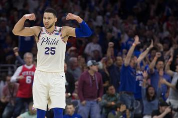 Ben Simmons Hits First 3-Pointer Of NBA Career, Sends NBA Twitter Into A Frenzy