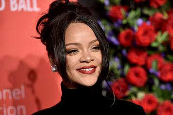 "Rihanna Calls Trump ""The Most Mentally Ill Human Being In America Right Now"""