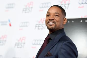 "Will Smith Regrets Passing Up On Role To Star In ""The Matrix"""