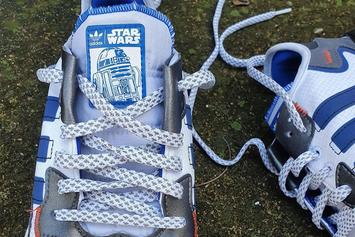 """Star Wars x Adidas Nite Jogger """"R2-D2"""" Coming Soon: First Look"""
