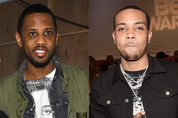 Fabolous Offers His Opinion Of Step-Daughter's Boyfriend G Herbo