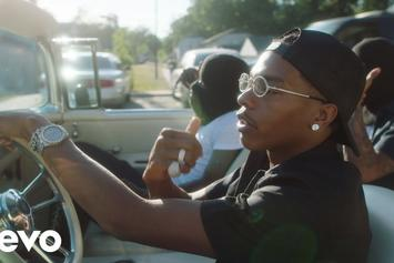 "Lil Baby Goes From ATL Streets To Bel-Air Mansions In ""Back On"" Music Video"