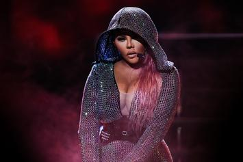 Lil Kim's Anti-Fur Attack Not Orchestrated By PETA, Company Sends Her Faux Fur Jacket