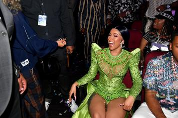 """Cardi B Says She Was """"Just Kidding"""" When Revealing """"Tiger Woods"""" Album Title"""
