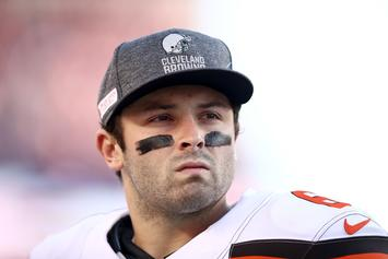 Baker Mayfield Injury Status Revealed As Browns Look Towards Patriots