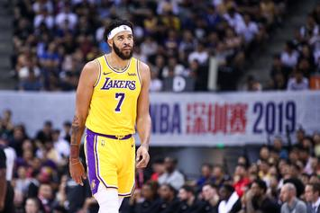 JaVale McGee Explains If He Really Faked An Injury For A Dunk: Watch