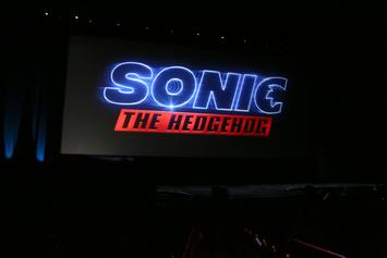 "New Images Of Redesigned ""Sonic The Hedgehog"" Emerge: Report"