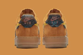 """Nike Air Force 1 Low """"N7"""" Officially Unveiled: Release Details"""