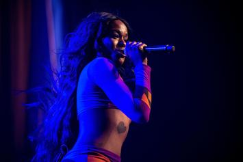 """Azealia Banks Shares Message For Fans: """"I Wish You Would All Shut Up"""""""