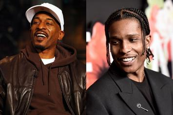 Rakim Reflects On Meeting A Young A$AP Rocky & Creative Differences With Dr. Dre