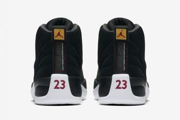 """Air Jordan 12 """"Reverse Taxi"""" Release Date Confirmed: Official Images"""