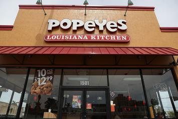 "You Can Buy A Sexy ""Sold Out Popeyes Chicken Sandwich"" Costume For Halloween"