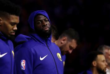 Draymond Green's Mom Roasts Warriors During Loss To Suns