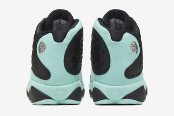 """Air Jordan 13 """"Island Green"""" Official Images, New Release Date Revealed"""
