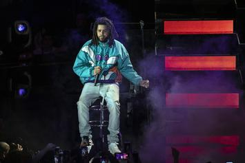 """J. Cole Teases Upcoming Album """"The Fall Off"""" At Day N Vegas Festival"""