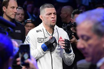 UFC 244: Nate Diaz Wants A Rematch Following Loss To Jorge Masvidal