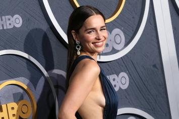 """Emilia Clarke Finally Reveals The Culprit Behind Infamous Coffee Cup In """"Game Of Thrones"""""""