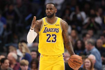 LeBron James Sarcastically Addresses His Haters After Triple-Double Performance