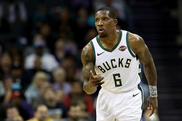 "Eric Bledsoe Issues Statement On His Hilarious Mishap: ""Playas F*ck Up"""