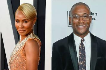 Jada Pinkett Smith Halted Filming So Tommy Davidson Could Talk To His Birth Mother