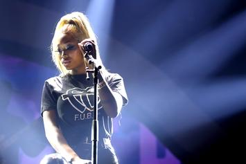 Summer Walker Joined Onstage By Usher & Jhene Aiko At L.A. Show