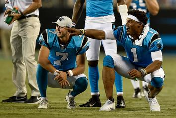 "Report: Cam Newton ""Highly Unlikely"" To Play For Panthers Next Season"