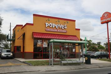 White Woman Body Slammed In Popeyes Parking Lot After Calling Employees N-Word