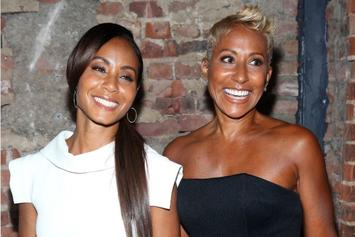 Jada Pinkett Smith's Mother Talks Regret Over Losing Years With Her Due To Addiction