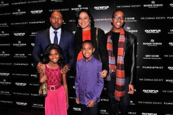 Lela Rochon & Antoine Fuqua Are All Smiles As They Attend Daughter's Performance