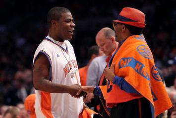 Tracy Morgan Endorses Mark Jackson For Knicks' Next Head Coach