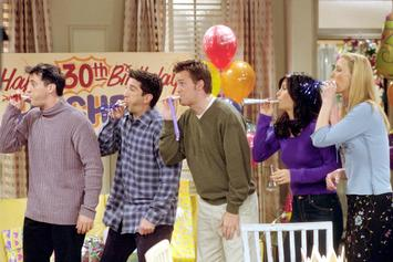 """""""Friends"""" Reunion Special Rumoured To Be In Development At HBO MAX"""