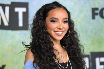 "Tinashe Shares Album Cover, Tracklist For ""Songs For You"" Ft. G-Eazy, 6LACK, & Ms. Banks"