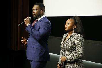 "50 Cent Destroys ""Power"" Star Naturi Naughton's Hairline With Hurtful Meme"