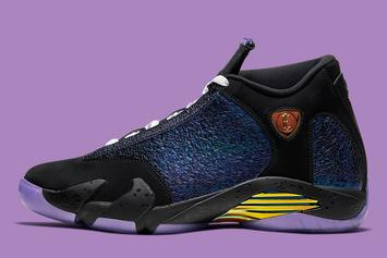 "Air Jordan 14 ""Doernbecher"" Release Date Revealed: Official Images"