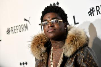 Kodak Black Facing Another 30 Years After Additional Gun Charges Filed: Report