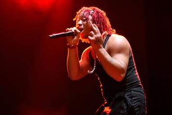 Trippie Redd Calls Out Other Artists For Not Supporting Him