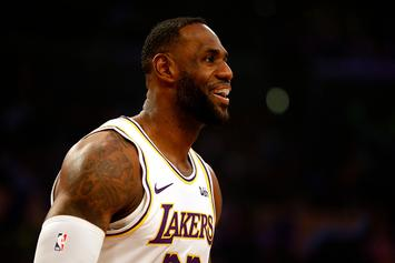 LeBron Praises Kobe Bryant For Attending Lakers Games With Daughter GiGi