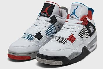 """Air Jordan 4 """"What The"""" Foot Locker Locations Revealed: How To Cop"""