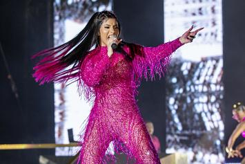 """Cardi B Drops Off Freestyle: """"Just A Little Something While I Finish Up The Album"""""""