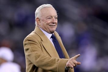 "Jerry Jones Speaks Out On Colin Kaepernick's ""Circus"" Of A Workout"