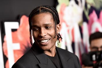 """A$AP Rocky On His Return To Sweden: """"They Want Us To Be Scared To Go Back"""""""