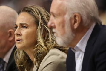 Gregg Popovich Comments On Viability Of Women Coaches In The NBA