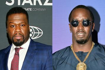 """50 Cent Supports Diddy After Comcast Mentions REVOLT: """"They Are Racist"""""""